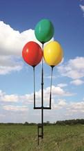 Reusable Balloon Three Balloon Ground Kit BB 3 Ground Kit