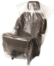 .5 Mil Standard Seat Cover 500 Roll DASP-1061-SEAT COVER