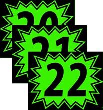 Green and Black Burst Model Years DVT330