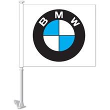 Bmw Clip-On Manufacturer Flag DASP-4781-3
