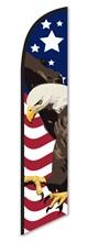 Usa Eagle Swooper Flag DASP-4760-203