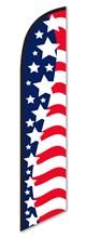 Usa Split Swooper Flag DASP-4760-205