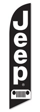 Jeep Swooper Flag DASP-4760-070