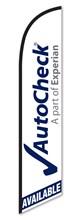 Car Fax Swooper Flag DASP-4760-620