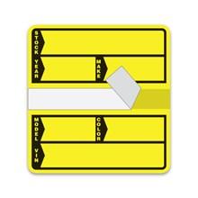 Poly Stock Sticker DASP-433-434