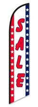 Sale Rwb Stars Swooper Flag DASP-4760-322
