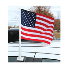 Clip on Window Flags 130
