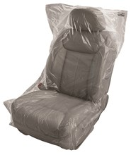.5 Mil Standard Seat Cover 250 Box DDC-BOX SEAT COVER