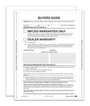 Implied Warranty Interior Buyers Guide Peel N Seal DASP-8254-2017 Interior