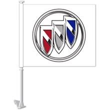 Buick Clip-On Manufacturer Flag DASP-4781-5